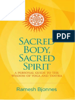 Sacred Body Sacred Spirit+Book