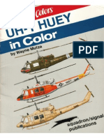 6564 Fighting Colors UH-1 Huey in Color