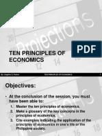 10 Principles of Economics
