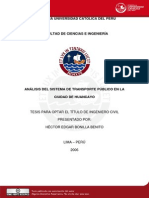 2006 Analisis del Sistema de Transporte Público en la ciudad de Huancayo.pdf