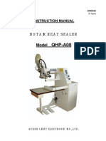 QHP-A08 Instruction Manual