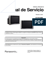 Ct-f2935s Gn3m Manual de Servicio Panasonic