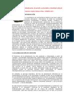 Globalizacion Desarrollo Sustentable e Identidad Cultural (1)