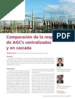 AGC_Centralizados Vs Cascada_España