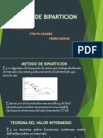 Metodo de Biparticion