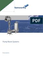 Wartsila O Pumps Hamworthy Pump Room
