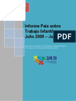 Informe Pais Julio2009 Junio2010