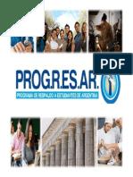 Presentación PROG.R.ES.AR