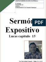 """Sermón expositivo """"El hijo prodigo"""".doc"""