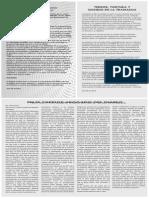 Boletín Presos Políticos (Agosto 2013)