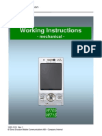 W705 Service Manual