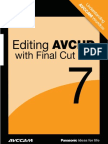Editing AVCHD With Final Cut Pro 7