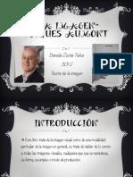 Tielve, D. Z. 2013 - Presentación Síntesis de 'La Imagen' de J. Aumont