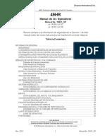 Manual de Operacion 49HR