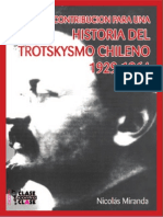 Libro TrotskysmoChile
