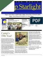 CampNewsletter#1