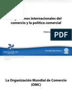 Presentacion Organismos Internacionales Del Comercio y La Politica Comercial 4032
