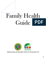 1Family Health Guide Version 102211