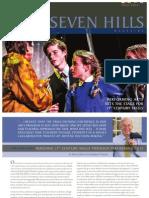Seven Hills Fall 2013 Magazine