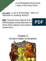 02 - Indus Valley Civilizations