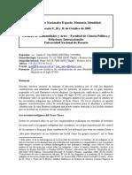 Carlos D. Paz - El proceso histórico de formación