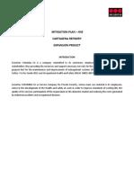 PLAN DE MITIGACIÓN - CB&I Reficar - English