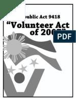 Republic Act 9418
