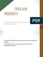 Diabetes en Mexico