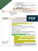 Formato Para Planeacion Mate 2013