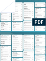 jQuery Visual Cheat Sheet (by WOORK)