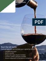 Off Plan Property Investment, Argentina | Mendoza - Valle de Uco Wine & Golf Estate