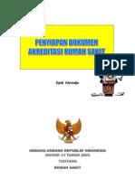 Penyiapan Dokumen Akreditasi