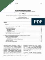 1987_Boggs_Lipid Intermolecular Hydrogen Bonding Influence on Structural Organization and Membrane Function