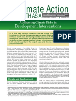 Climate Action South Asia