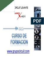 curso X431 VII C.L