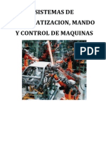 Sistemas de Automatizacion, Mando y Control