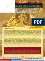 Lake of Lotus (3)-The Meaning of NDEs (3)- Mystery of Light- Mysteries on Entrance and Exit Doors of Life and Death-Origin of Linking Thread Between Life and Death- By Vajra Master Pema Lhadren