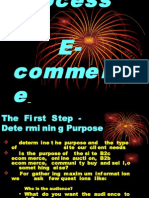 Process Of E-commerce