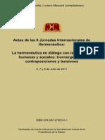 Actas_IIJornadas hermeneutica