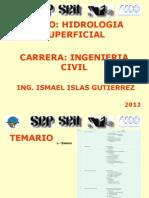Presentacion Curso Hidrologia Superficial 2012-Unidad 1