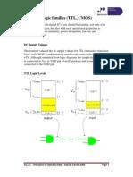 Comparativa TTL CMOS