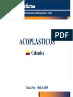 Acoplasticos
