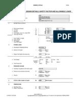 Sheet for Toris Top& Bottom 3250dia 4000ht