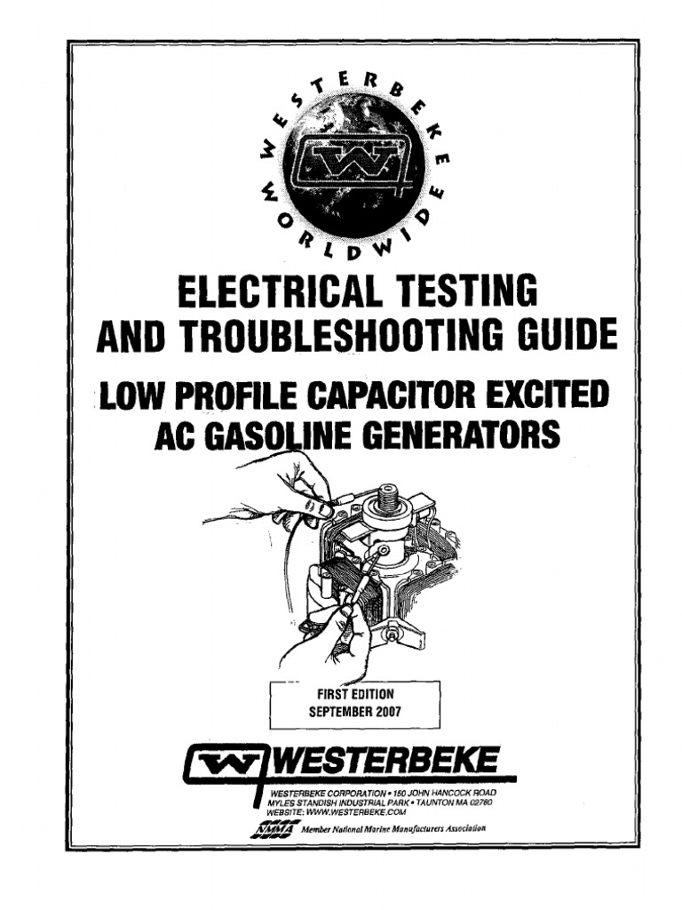 Start Capacitor Problem Electrical Manual Guide