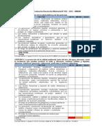 Criterios de Evaluación R.M. 052 2012 MINAM