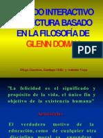 Glenn Doman Método interactivo de lectura