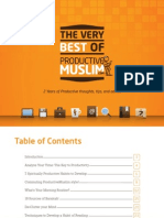 ProductiveMuslim eBook