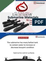 Submarine Material.ppt