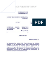 1.3 Paguio Transport Corporation vs. NLRC, G.R. No. 119500, August 28, 1998, 294 SCRA 657