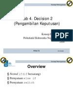 4 Decision